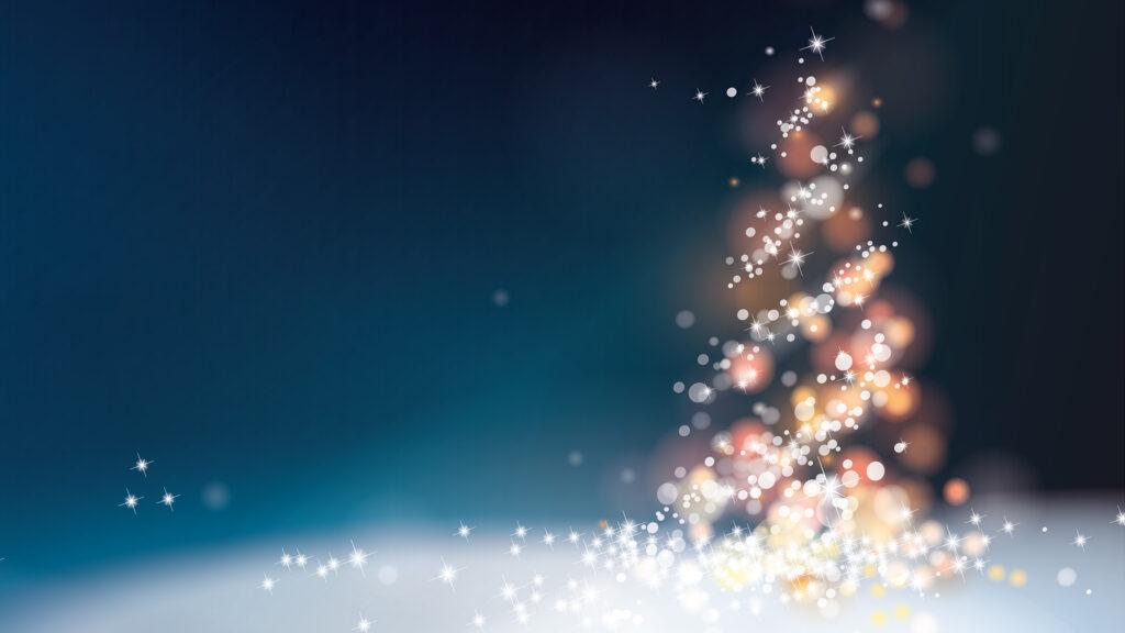 Weihnachtsgrüße und Jahreswechsel
